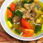 Pindang Iga: Sour and Spicy Beef Ribs Soup
